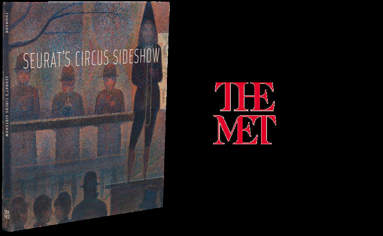 """Catálogo de la Exposición ¨Seurat´s Circus Sideshow¨ """"<br />"""
