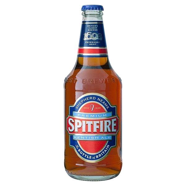 Spitfire Beer
