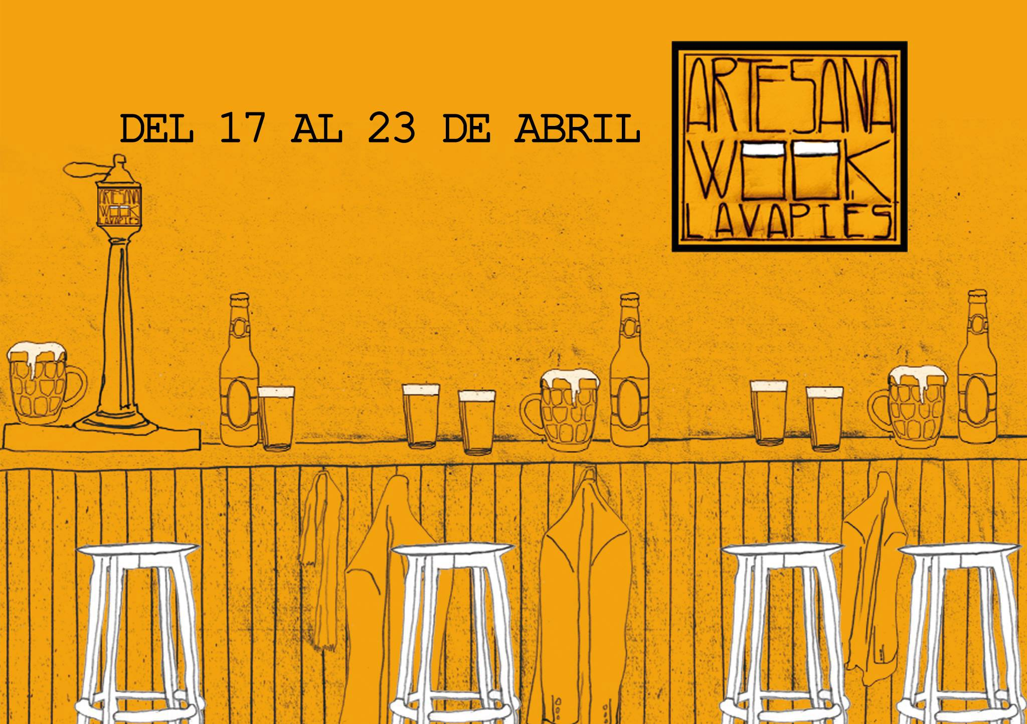 Artesana Week (Lavapiés, Madrid)