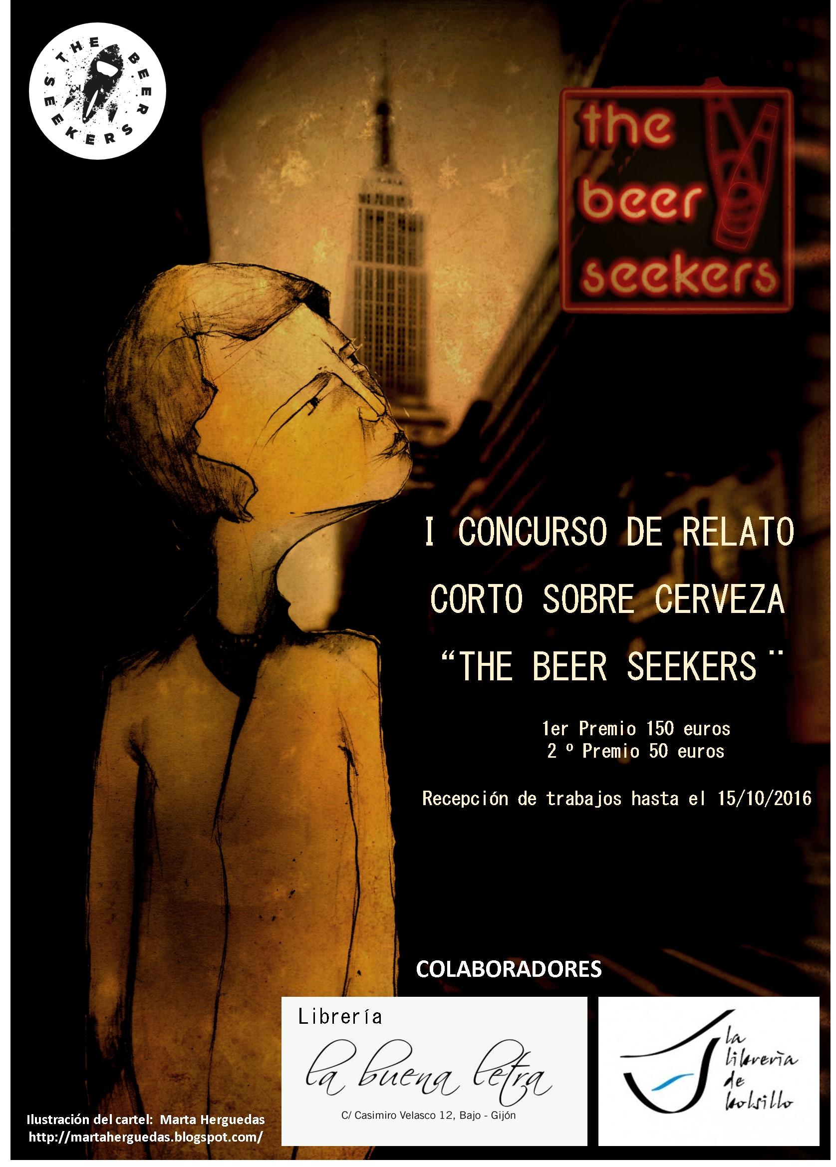 I CONCURSO DE RELATOS THE BEER SEEKERS