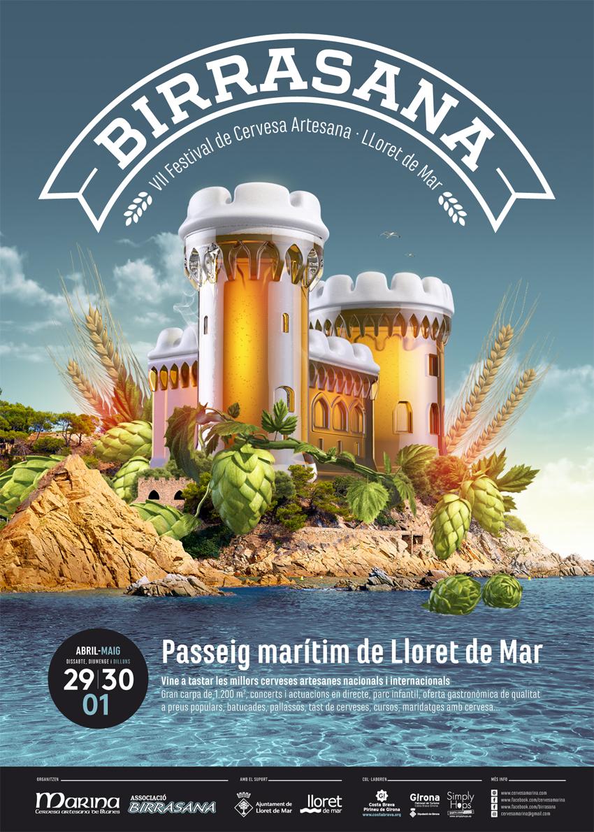 VII Festival Birrasana de Lloret de Mar