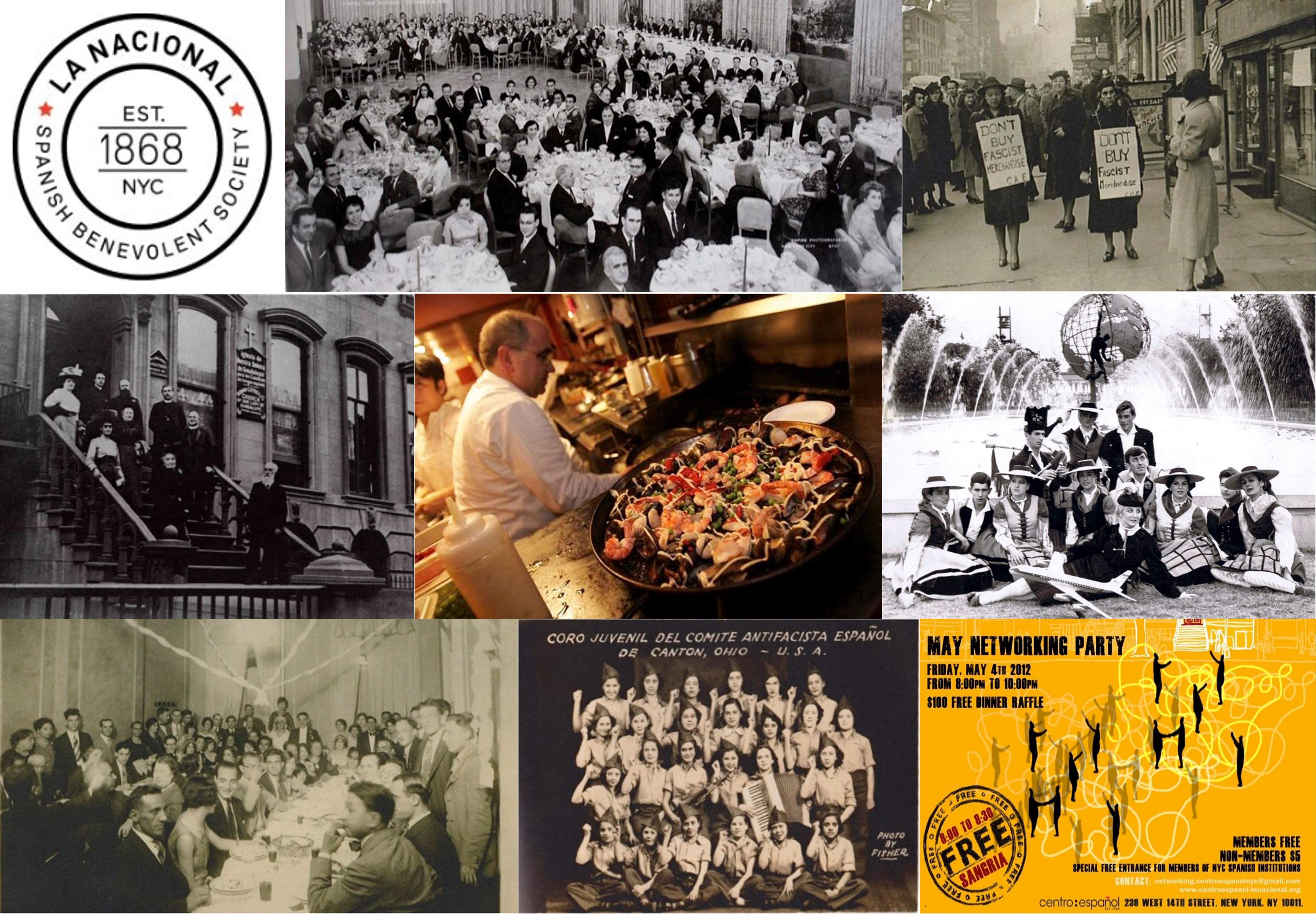 LA NACIONAL NY - SPANISH BENEVOLENT SOCIETY NY