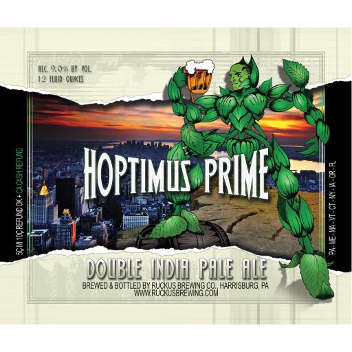 Hptimus Prime