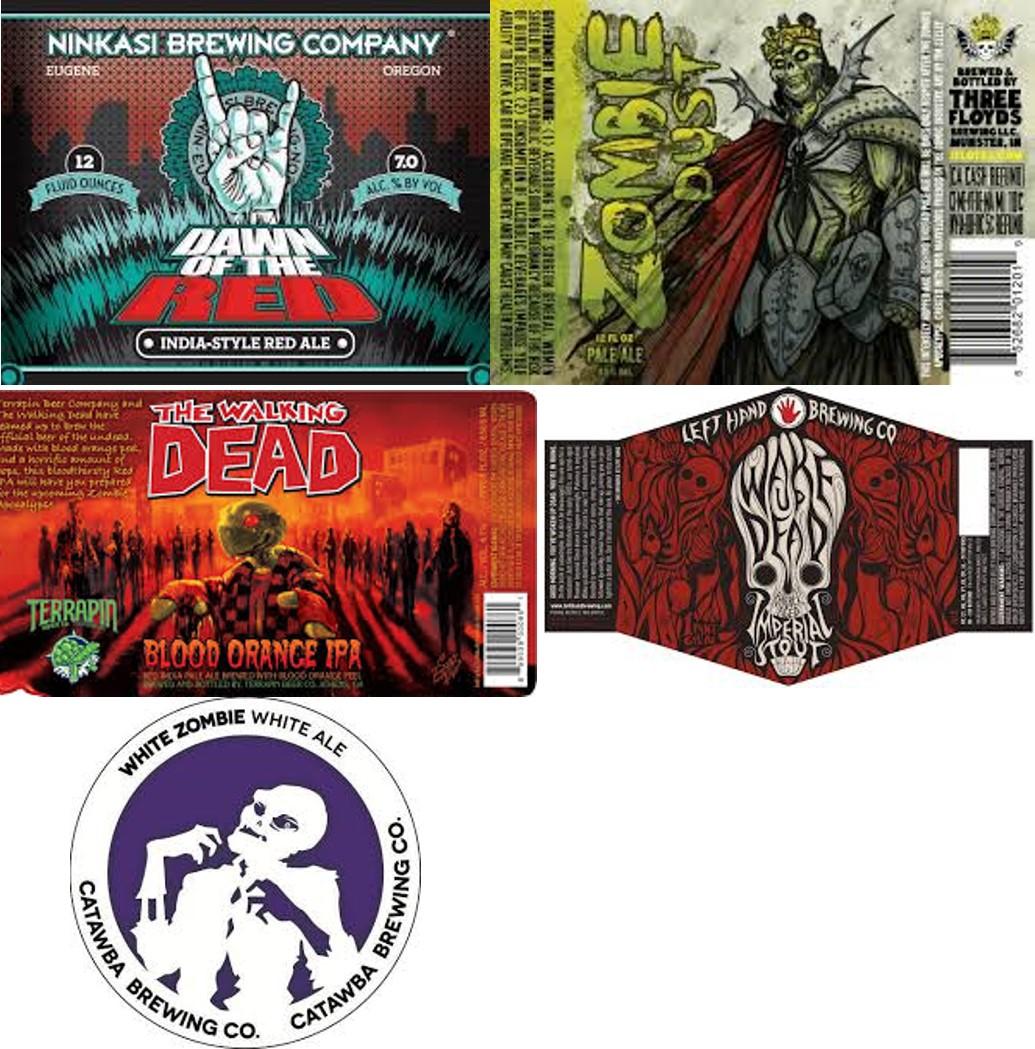 Zombies & Cerveza